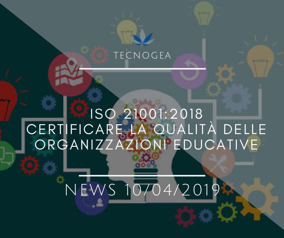 News Tecnogea 10.04